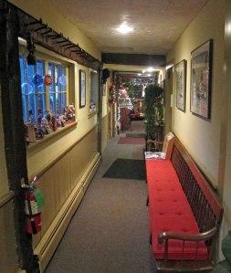 Main passageway