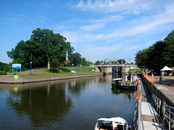 EASTERN ERIE CANAL and MORE – 14-16 JULY 2019   Shunpiking with Ray